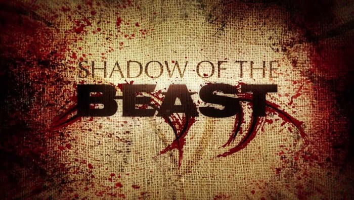 известия о Shadow of the Beast