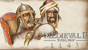 Обзор по моду 1143 на Medieval II: Total War